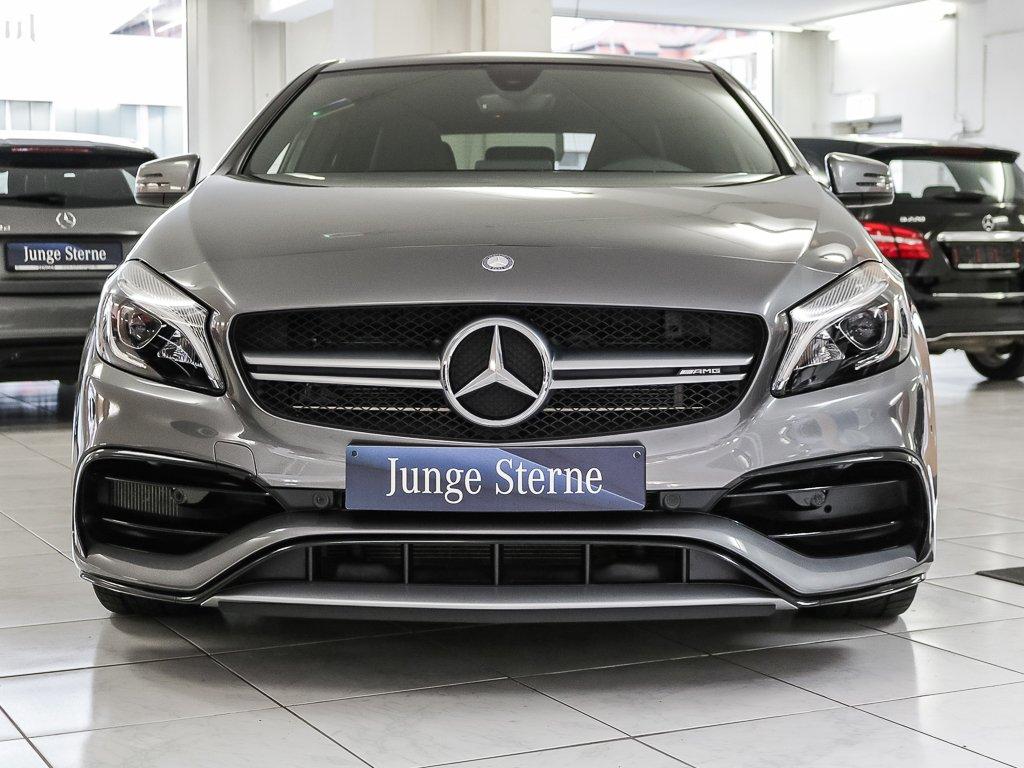 Mercedes-AMG A 45 Finanzierungsangebot