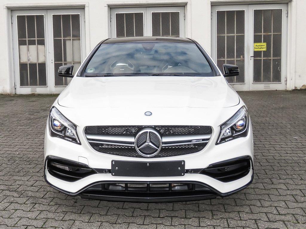 Mercedes-AMG CLA 45 Coupé finanzieren