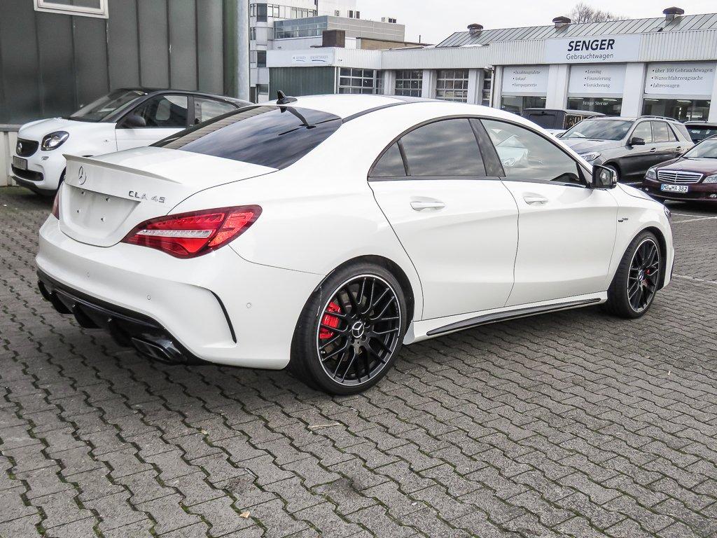Jetzt Finanzieren: Mercedes-AMG CLA 45 Coupé