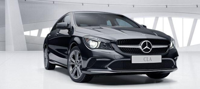 Mercedes-Benz CLA 180 d Shooting Brake mit 80 kW (109 PS)