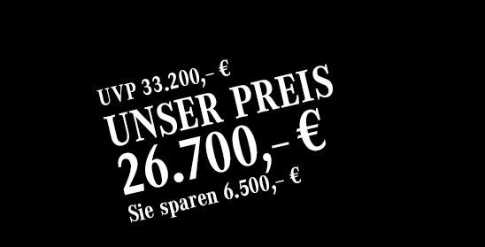 Hauspreis B-Klasse Senger