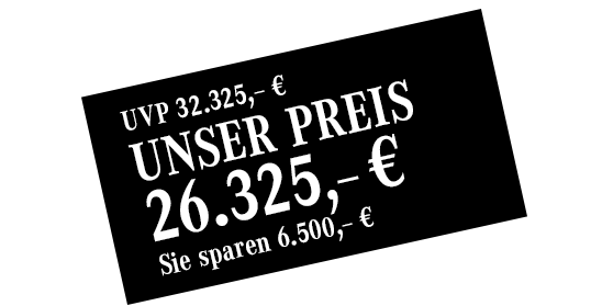 Hauspreis GLA-Klasse Senger Geschäftskunden