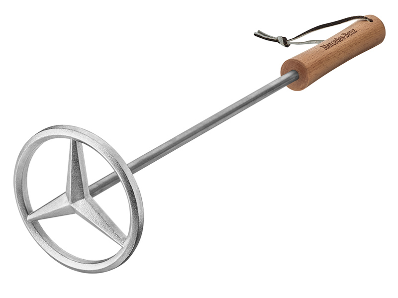 Brandeisen Grill Mercedes-Stern
