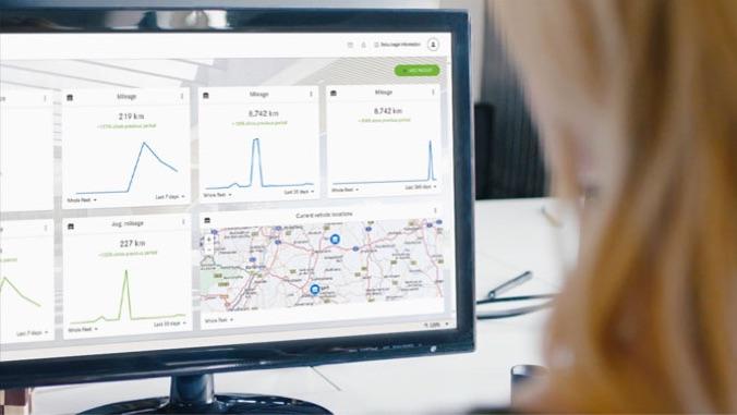 Mit Mercedes PRO digitale Daten auf dem PC oder Smartphne abrufen