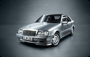 Service VorteilsKarte – Mercedes C-Klasse – Baureihe 202