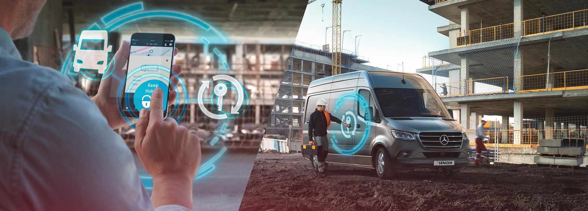 Mercedes Pro für Ihren Transporter