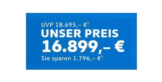 Volkswagen T-Cross Barpreis bei Senger