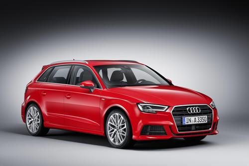 Audi A 3 sportback bei Senger
