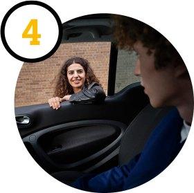 smart ready to share einfach und praktisch für privates Carsharing