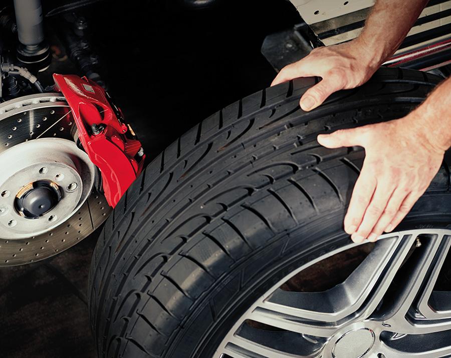 Jetzt Service-Termin zum Reifenwechsel vereinbaren