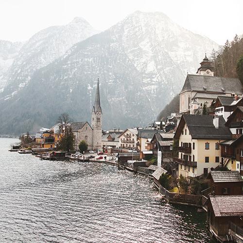 Urlaub mit dem Auto in Österreich