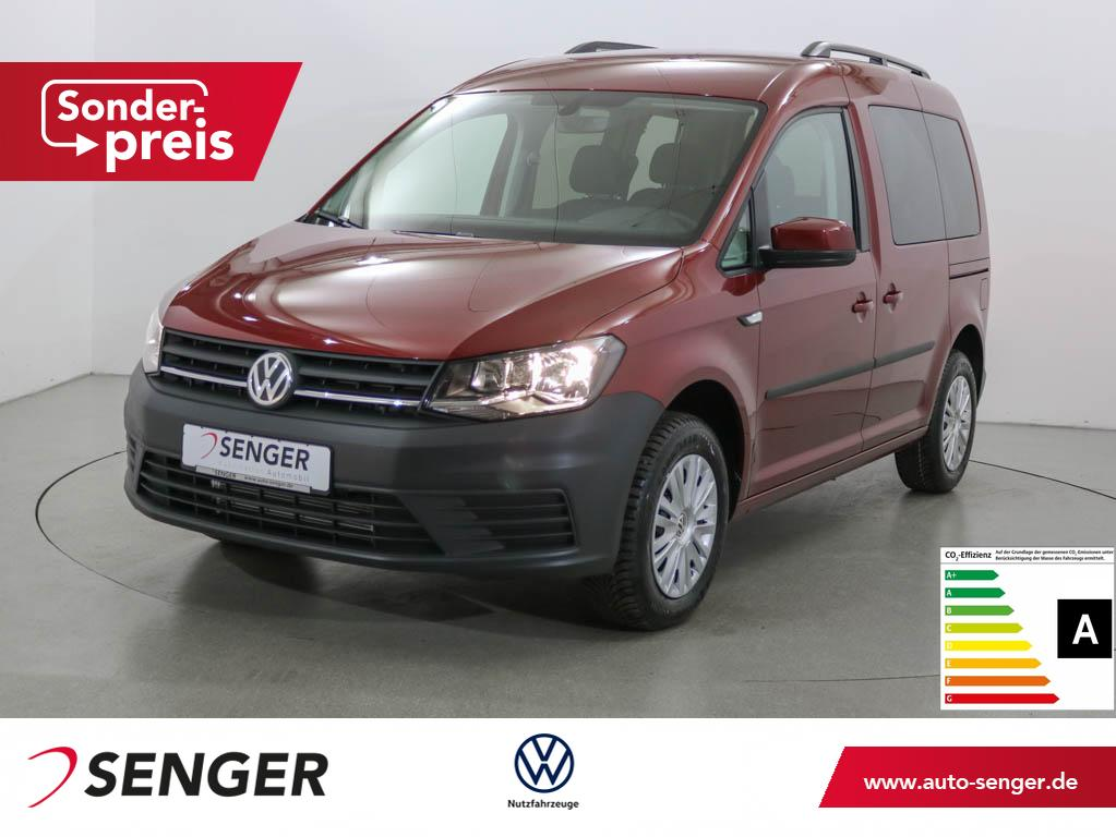 volkswagen caddy 2 0 tdi trendline 5 sitze connectivity. Black Bedroom Furniture Sets. Home Design Ideas