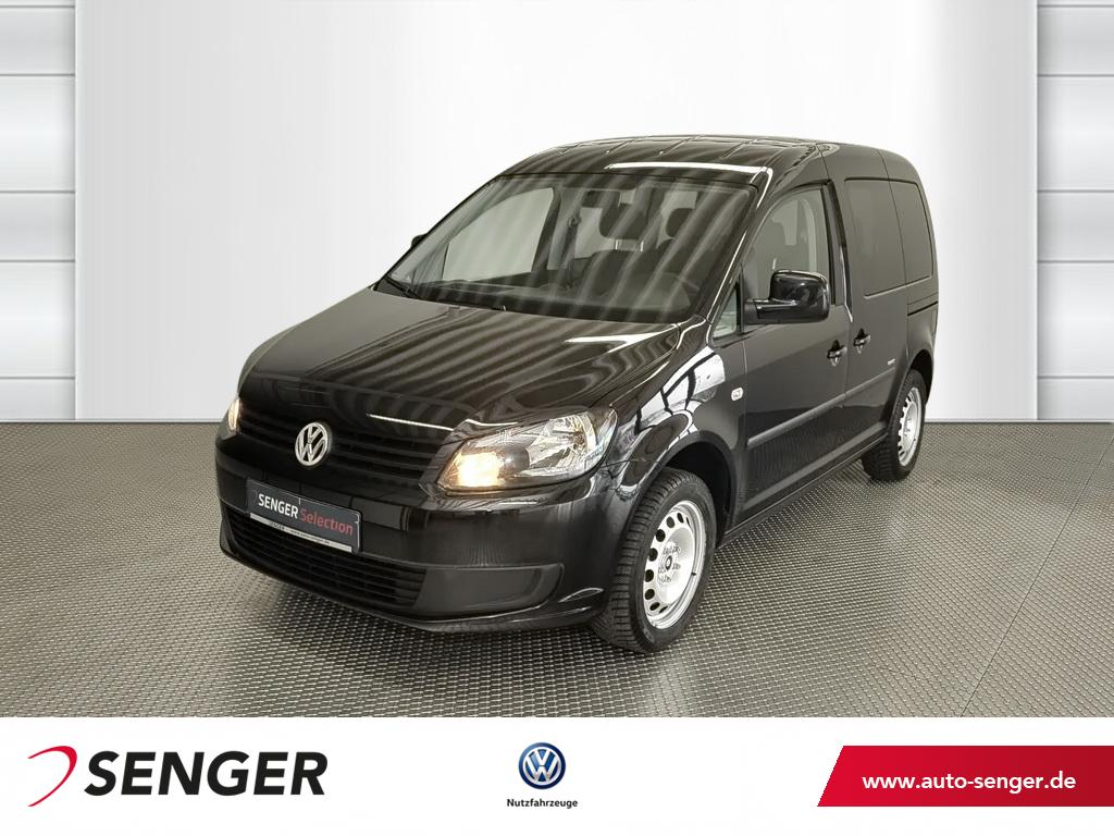 volkswagen caddy trendline team 2 0 tdi dsg navi ahk auto senger. Black Bedroom Furniture Sets. Home Design Ideas