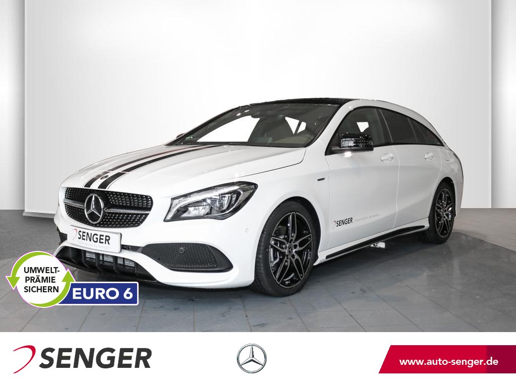 mercedes benz cla 180 sb peak amg line night led panorama. Black Bedroom Furniture Sets. Home Design Ideas