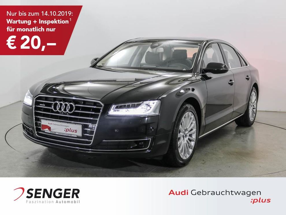Audi A8 3.0 TDI Design Selection Nachtsicht Head-up
