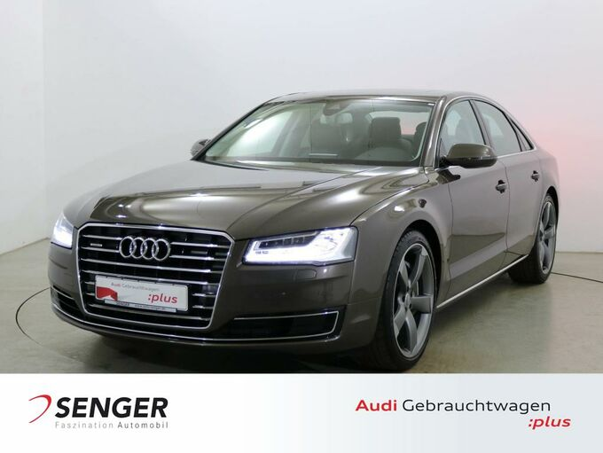Audi A8 4.2TDI quattro LED*21 Zoll*BOSE*STANDHEIZUng