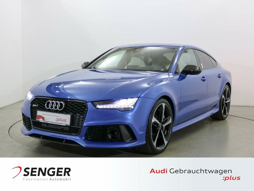 Audi RS7 NP 180.000€*DYNAMIC PLUS*KERAMIK*VMAX*