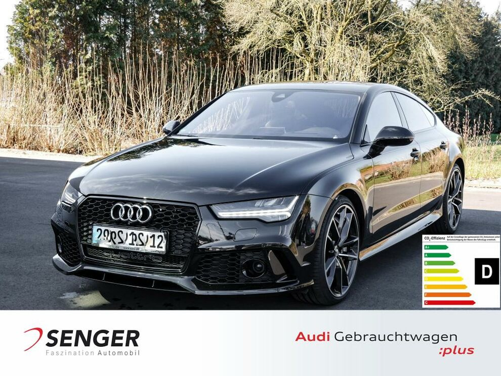 Audi RS7 plus 605PS Dynamikpaket 305Kmh Audi exclusiv