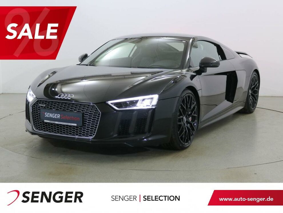 Audi R8 plus 5.2 FSI quattro Navi Magnetic Ride B&O