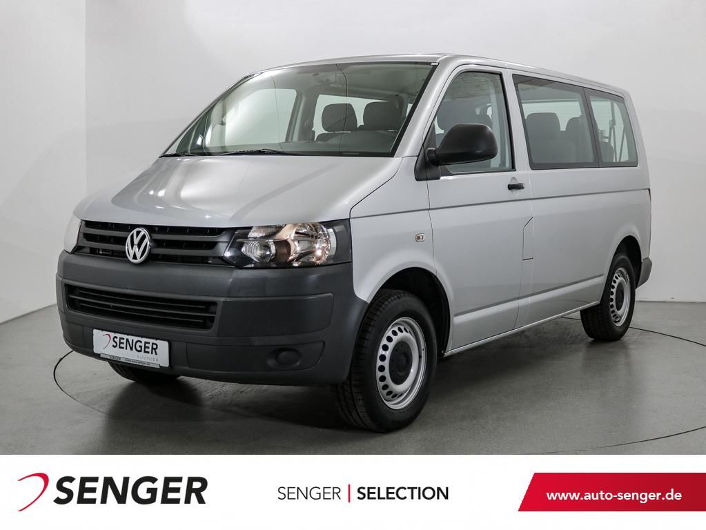 volkswagen t5 transporter kombi 2 0 tdi 9 sitzer auto senger. Black Bedroom Furniture Sets. Home Design Ideas