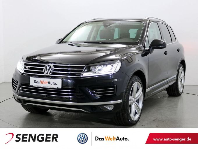 gebrauchte volkswagen touareg auto senger. Black Bedroom Furniture Sets. Home Design Ideas