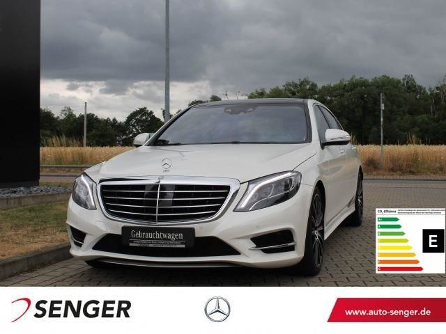 Mercedes-Benz S 500 4M L AMG Line+Distronic+Panorama+Burmester