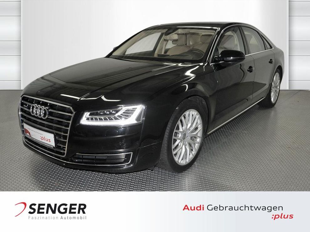 Audi A8 4.2 TDI quattro Matrix LED Navi Spurhalte-As.