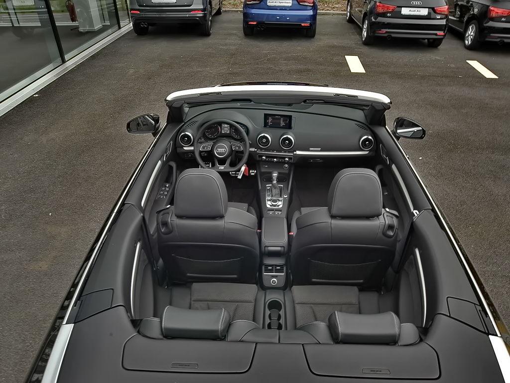 "Audi A3 Cabriolet sport 1 5 TFSI Tempomat 19"" Sitzh"