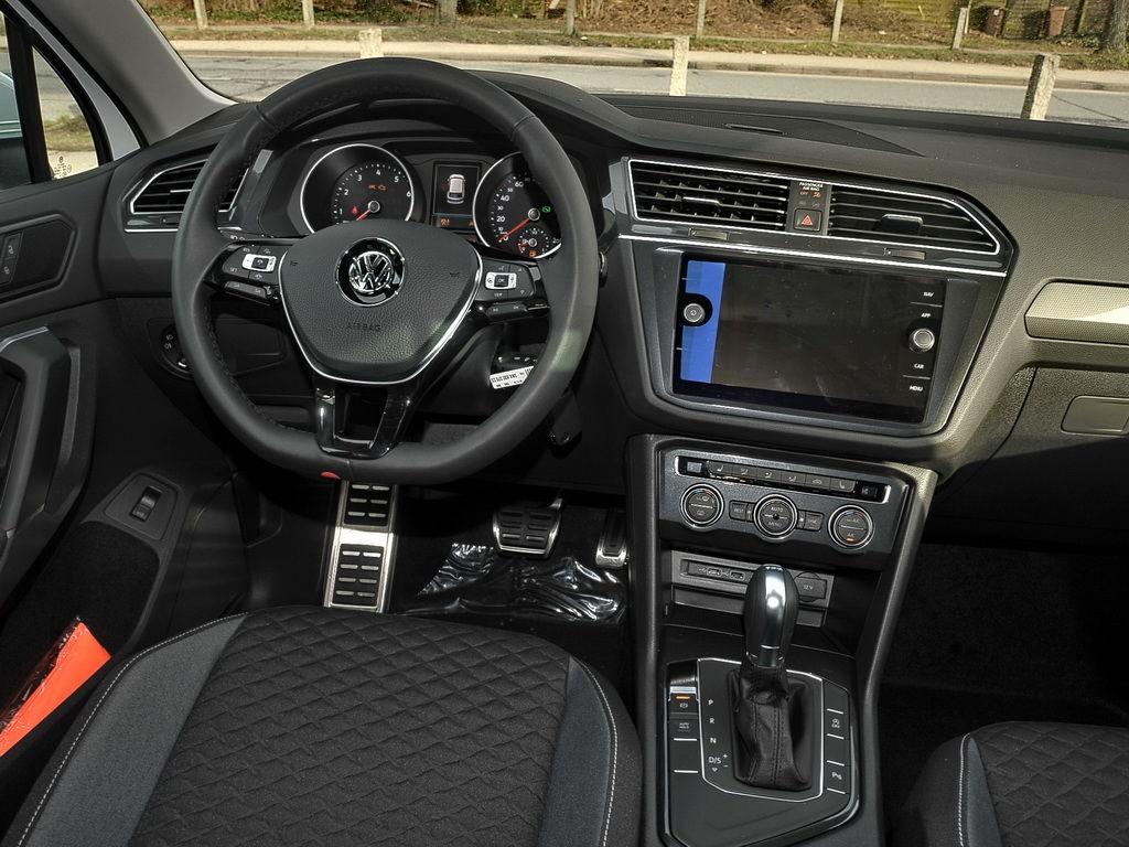 Volkswagen Tiguan Join 15 L Tsi Opf Navi Spiegel Paket Auto Senger