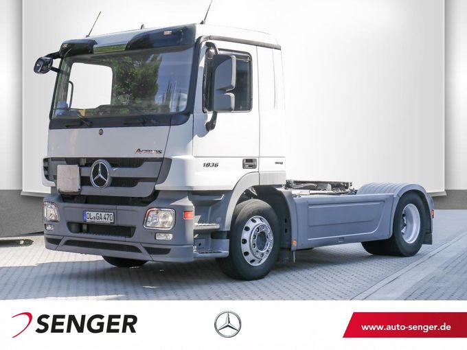 Mercedes-Benz Actros 1836LS/Tankwagenhydr./ADR/7050KG