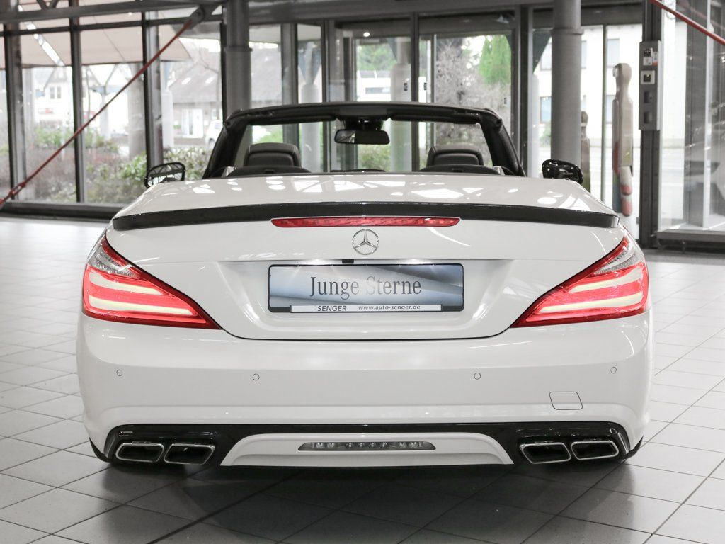 mercedes benz sl 63 amg performance package panorama tv tuner auto senger. Black Bedroom Furniture Sets. Home Design Ideas