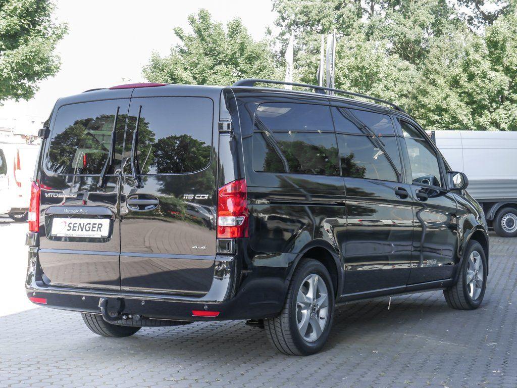 0493f913b8 Mercedes-Benz Vito 119 TOURER L SELECT 4X4 NAVI STANDH 8-SITZE ...