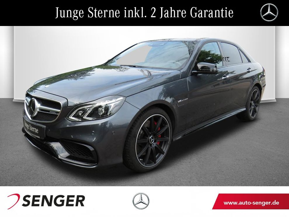 Mercedes-Benz E 63 AMG S 4M Drivers-Package Keyless Distronic