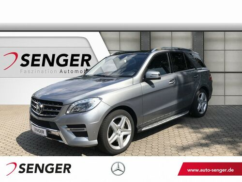 Mercedes-Benz ML 350 BT 4M AMG Line Panorama Comand Distronic
