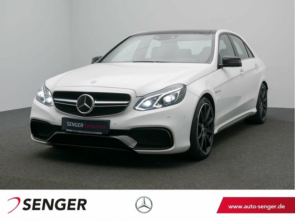Mercedes-Benz E 63 AMG 4M Night Panorama Comand Drivers-Pack.