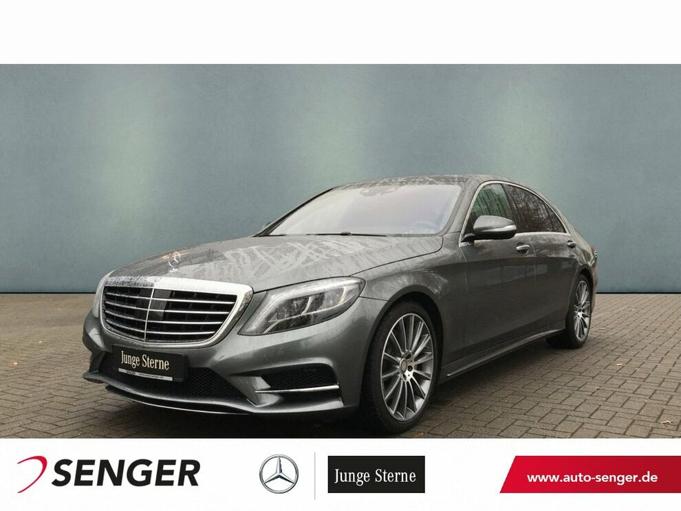 Mercedes-Benz S 350 d 4M Lang AMG Line Panorama TV Standheizg.