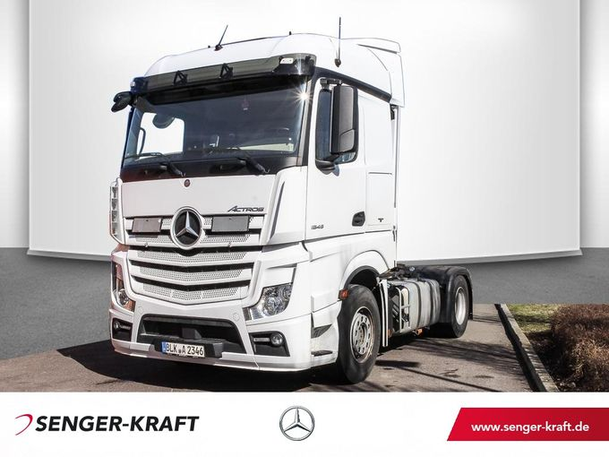 Mercedes-Benz Actros 1845 LS StreamSpace PPC SafetyPack