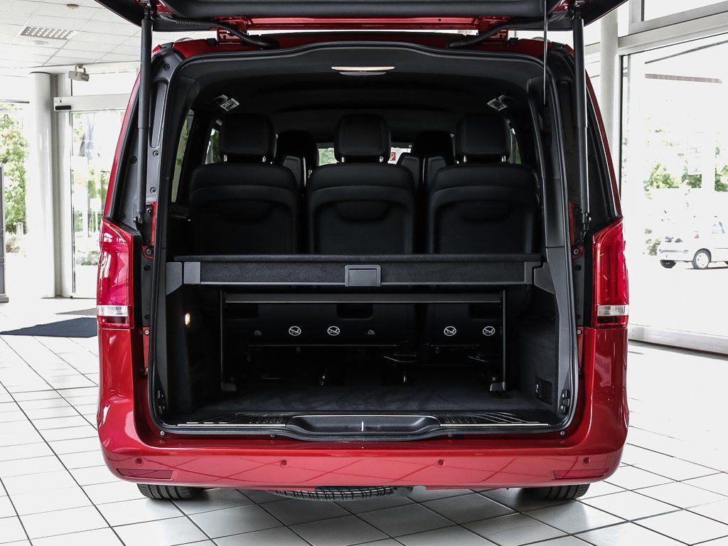 Kühlschrank Kfz : Mercedes benz v 250 d avantgarde ahk kühlschrank sportfahrwerk
