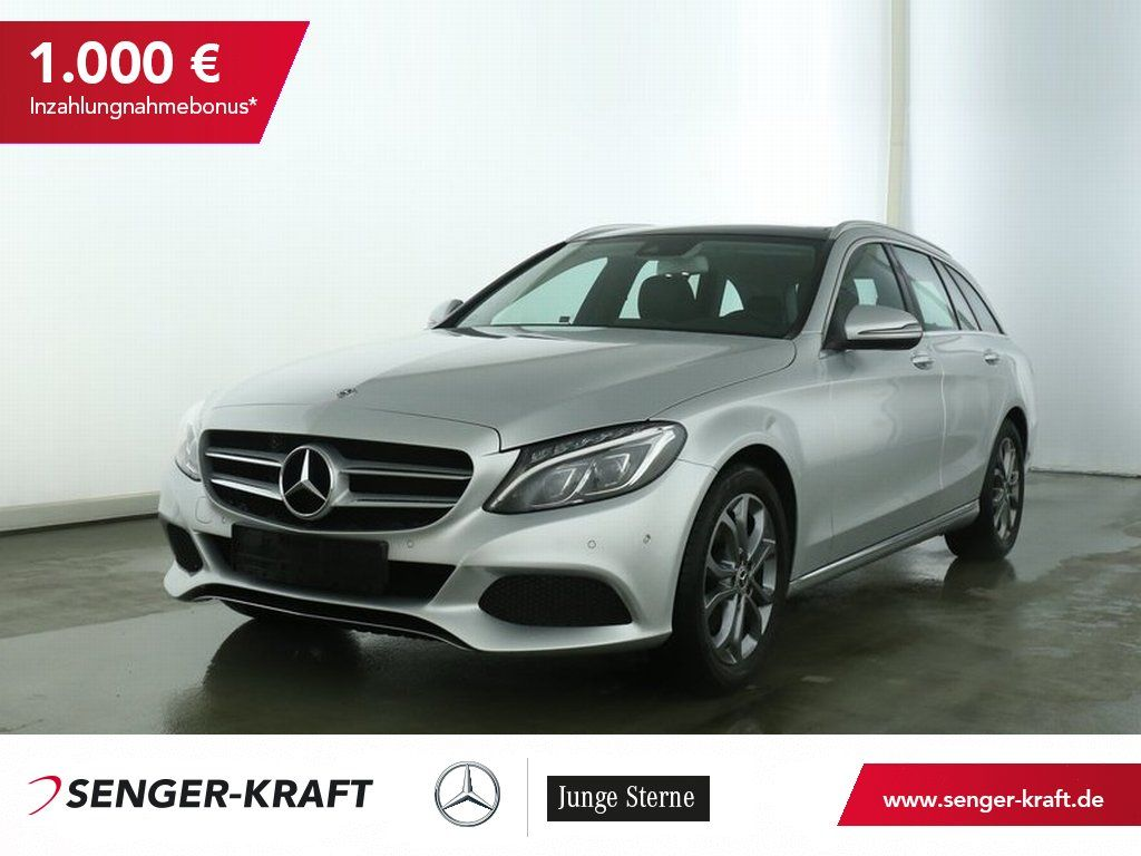 Mercedes Benz C 220 T Avantgardepanoramaled9g Tronicahk Auto