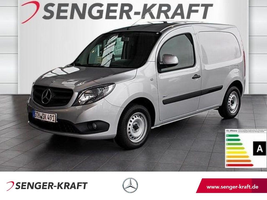 Mercedes-Benz Citan 111 CDI Kasten L Klima Bluetooth LKW Euro6 ...