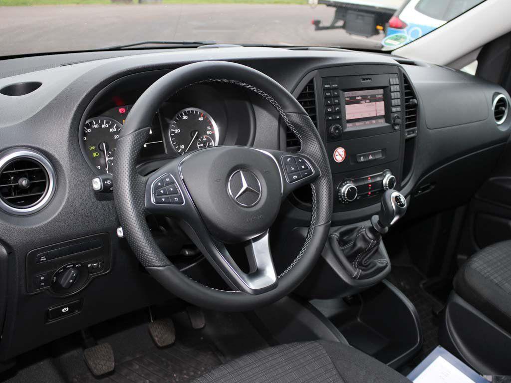 Mercedes-Benz Vito 114 BlueTEC Tourer Klima Chrome-Paket EURO6 ...