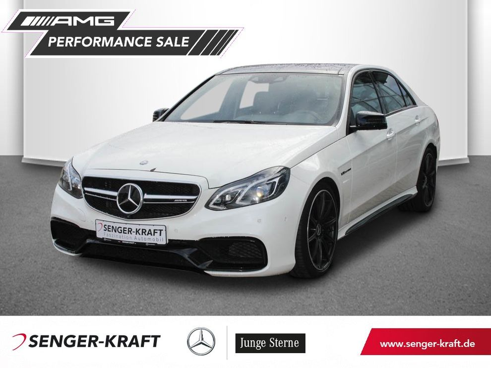 Mercedes-Benz E 63 AMG S 4M NIGHT+360°+LED+PANOR.+DRIVERS-PAC.