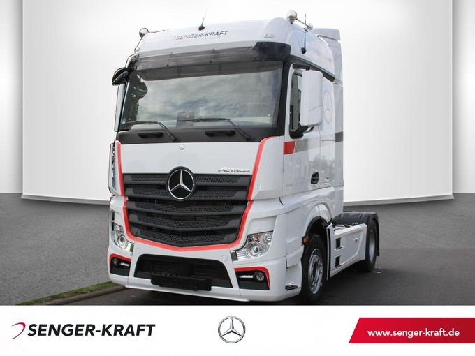 Mercedes-Benz Actros 1851 LS 4x2 BigSpace, PPC, 2 Kr.Kipphydr.