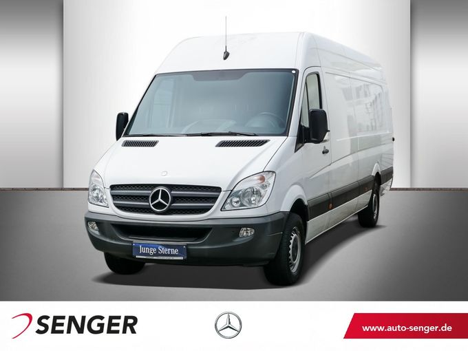 gebrauchte mercedes benz sprinter auto senger. Black Bedroom Furniture Sets. Home Design Ideas