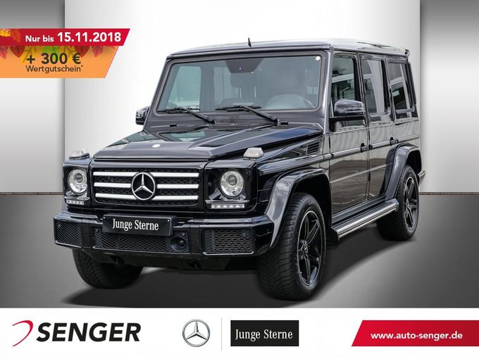 Mercedes-Benz G 500 DISTRONIC+SPORT+HARMAN+PDC+KAMERA+COMAND