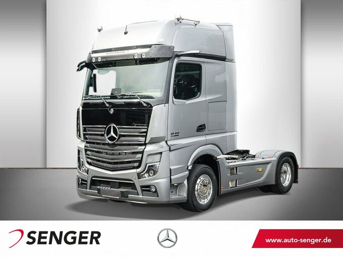 Mercedes-Benz Actros 1863 LS Edition 1