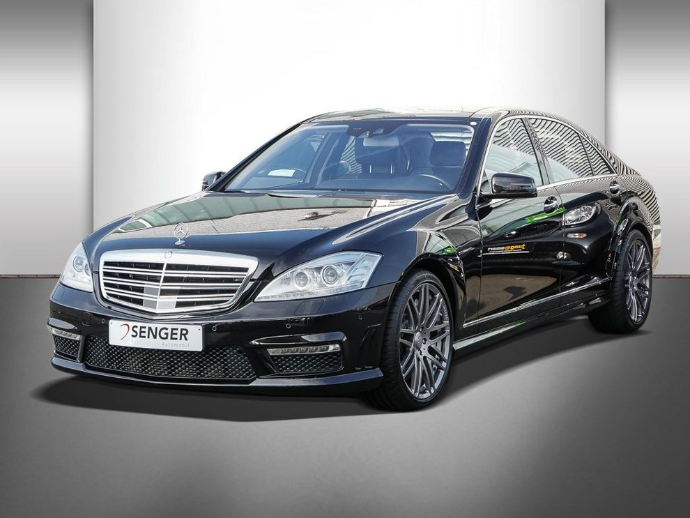Mercedes-Benz S 65 AMG LANG+AUTOM+COMAND+PANO-SHD+TV-TUNER