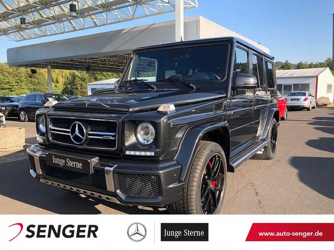 Mercedes-Benz MB AMG G 63 EDITION 463+COMAND+KAMERA+STANDH.