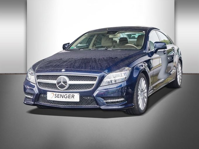 Mercedes-Benz CLS500 CGI AMG STYLING+SHD+COMAND+PTS+LED+KAMERA