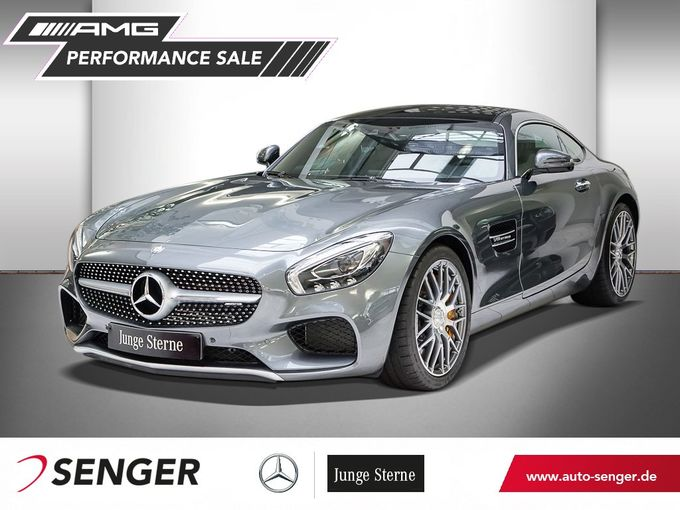 Mercedes-Benz GT S AMG+DAB-TUNER+PANO-DACH+COMAND+KAMERA+SHZ